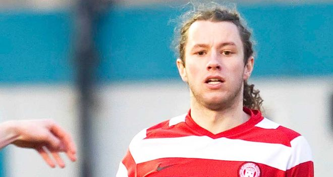 Stevie May: Two more goals for Hamilton