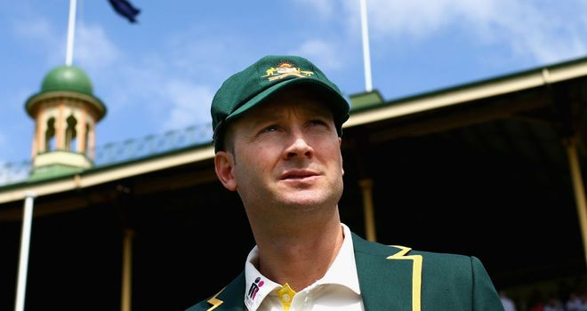 Michael Clarke: Has been struggling with a back complaint