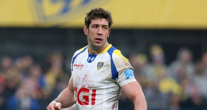 Nathan Hines: Ready for Toulon