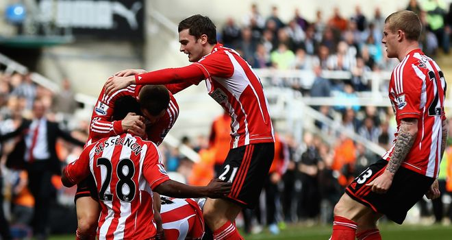 Stephane Sessegnon: Scored his second goal in two games for Sunderland