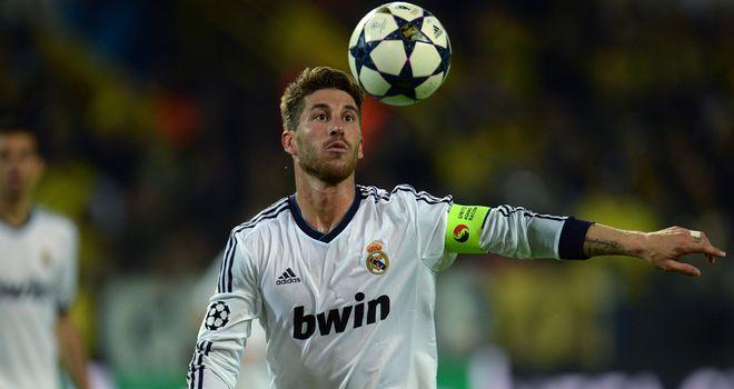 Sergio Ramos: Accepts Dortmund were the better team on Wednesday