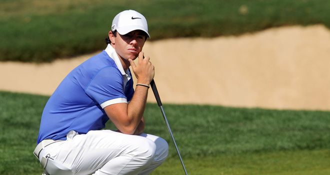 Rory McIlroy: Back in form ahead of The Masters