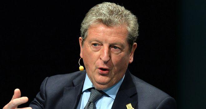 Roy Hodgson will reflect on the great Sir Alex Ferguson