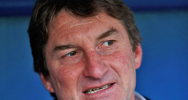 Tony Smith: Gave Lee Briers a dressing down at half-time