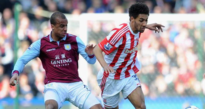 Ryan Shotton: Stoke defender has joined Wigan on loan