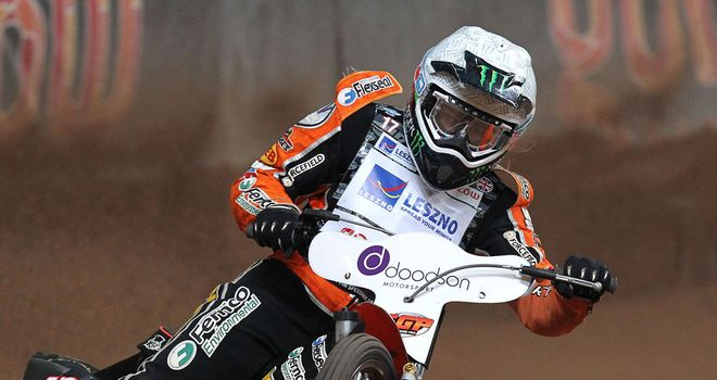 Tai Woffinden: Will be joined by Piotr Pawlicki in 2014