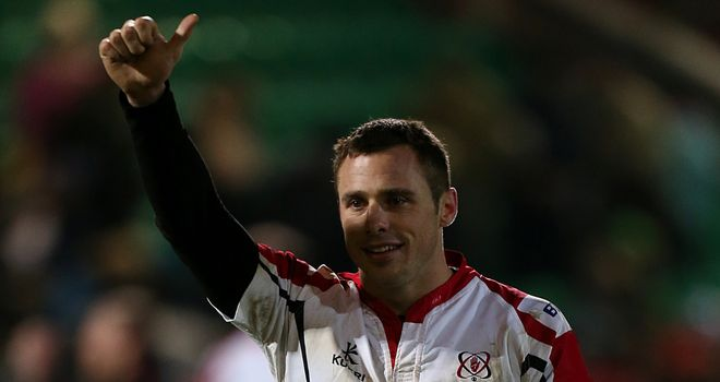 Tommy Bowe: scored the opening try