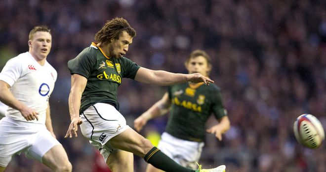 Zane Kirchner: On his way to Leinster