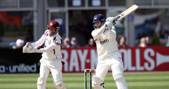 Alex Gidman: Hoping for big things at Bristol this summer