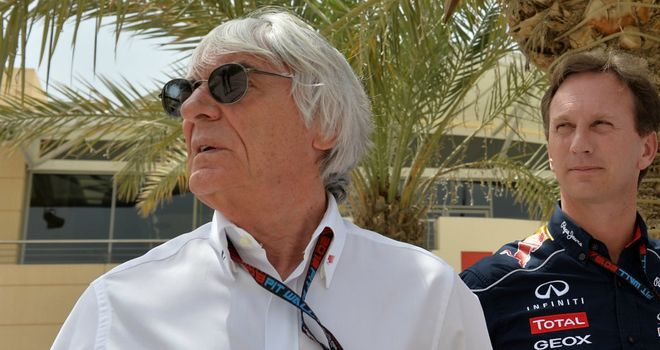 Bernie Ecclestone: Says Pirelli will take a step back with their tyres