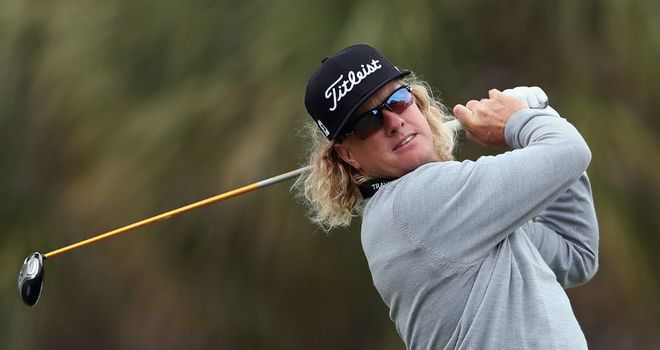Charley Hoffman: Will take a two-shot lead into the final round at Hilton Head