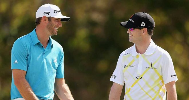 American duo Dustin and Zach Johnson to swerve South Korea trip