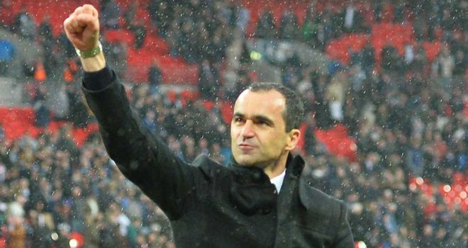 Roberto Martinez: Staying in the top flight is his priority
