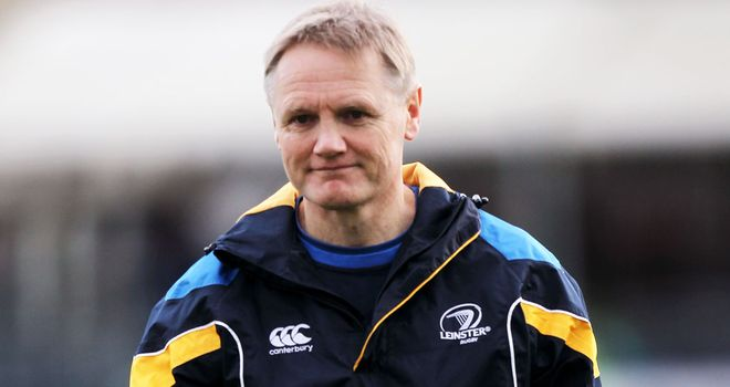 Joe Schmidt: Has named his first Ireland training squad
