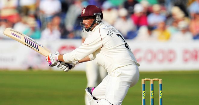 Marcus Trescothick: Backing fellow Somerset opener Nick Compton