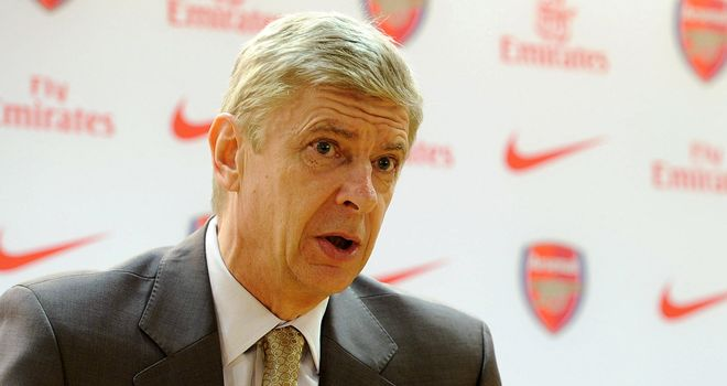 Arsene Wenger: Ready to sign a new deal with Arsenal