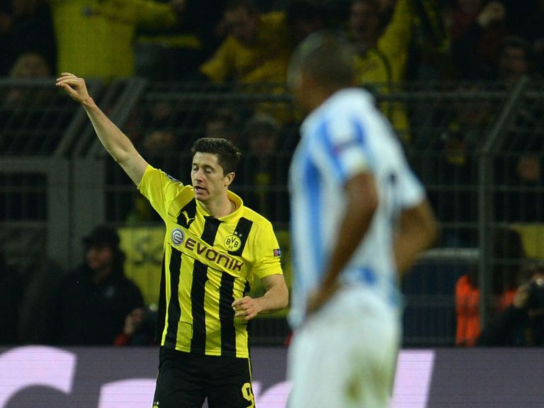 Robert Lewandowski: Attracting a lot of interest