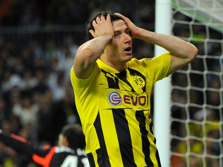 Lewandowski: Dortmund will not sell striker to Bayern Munich