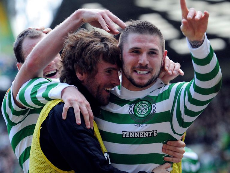 Celtic: 2012/3 Scottish Premier League champions