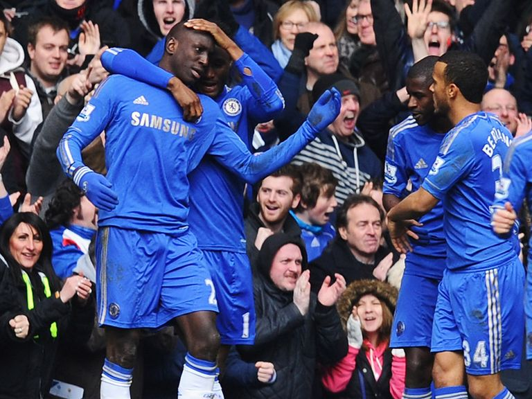 Demba Ba: Hungry for silverware