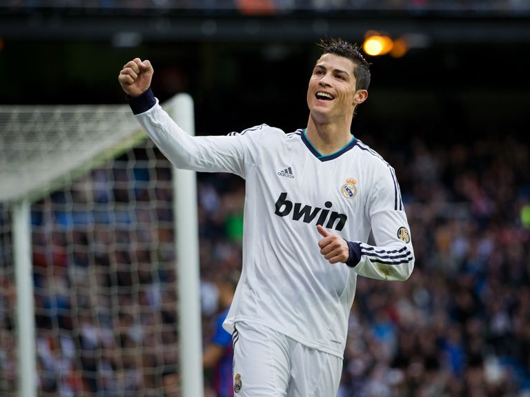 Cristiano Ronaldo: Believes Real Madrid are playing at their best