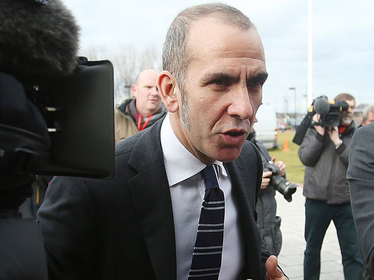 Paolo Di Canio: Insists he does not support ideology of facism