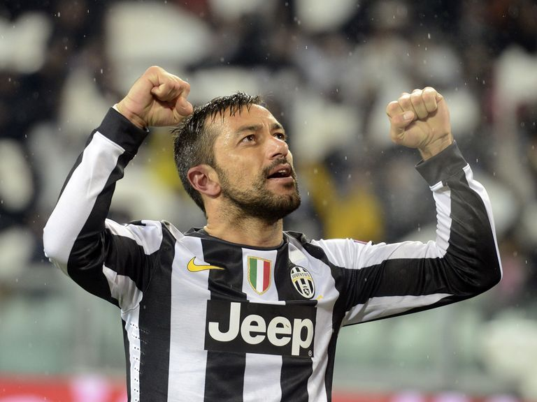 Quagliarella: Can make an impact for Juventus