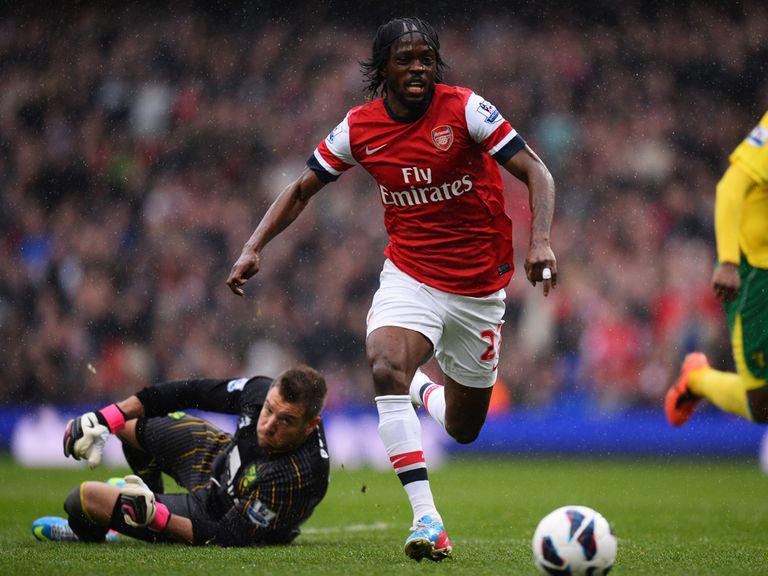 Gervinho: Could be on his way back to France