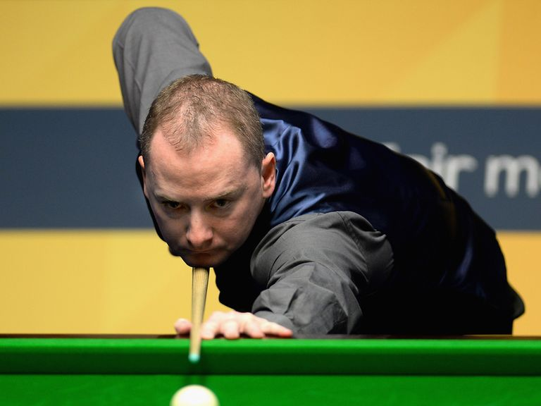Graeme Dott: Beaten 13-11 by Shaun Murphy