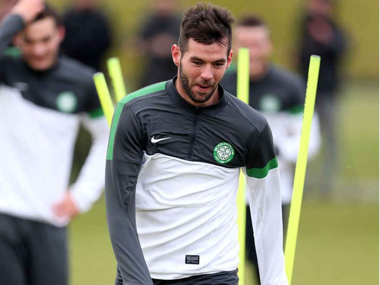 Joe Ledley: Believes cup final keeps Celtic's season alive