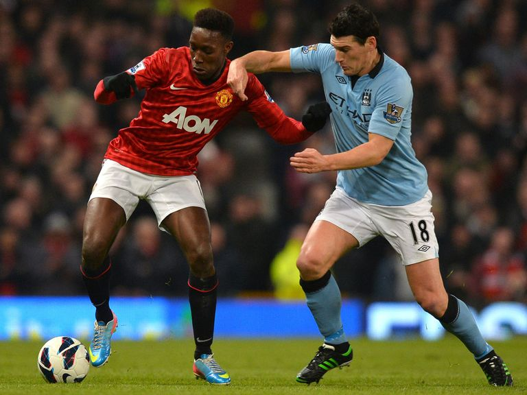 Danny Welbeck: 'Every single minute on the pitch matters'