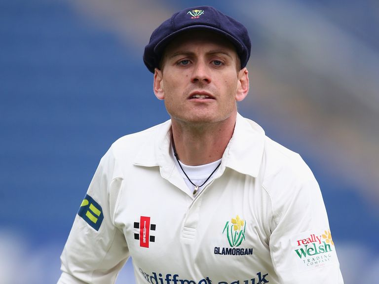 Wallace: Can lead from the front for Glamorgan