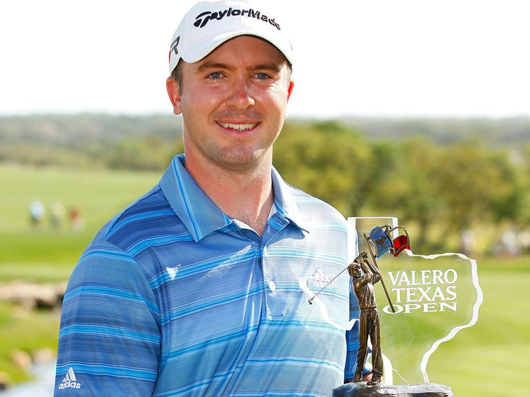 Martin Laird: Champion in Texas