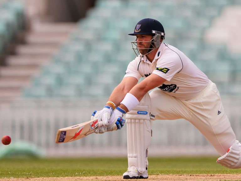 Matt Prior: Has signed a new deal with Sussex