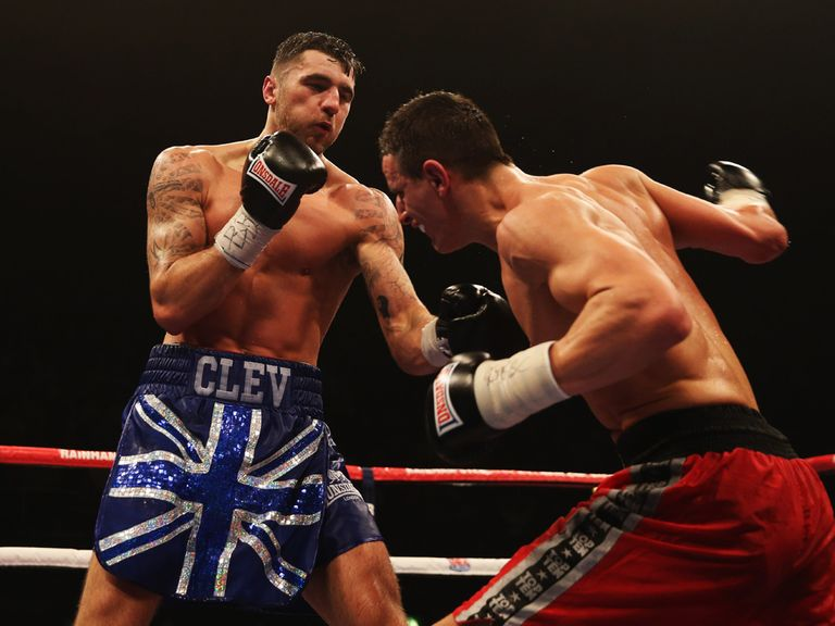 Nathan Cleverly: Powered to victory