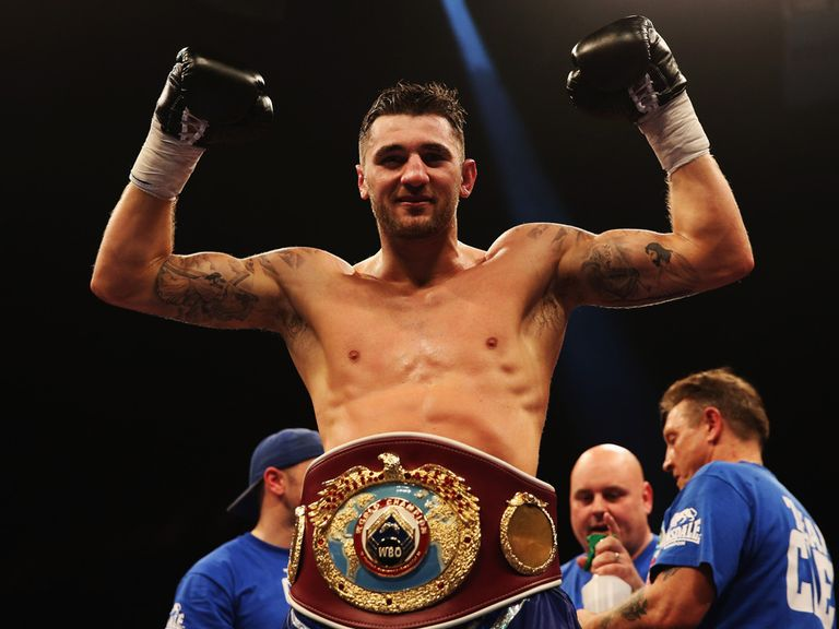 Nathan Cleverly: Warned his days as WBO champion could be over