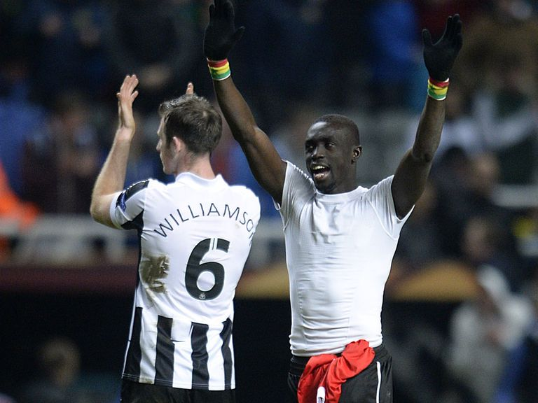 Papiss Cisse: Back in Newcastle's plans