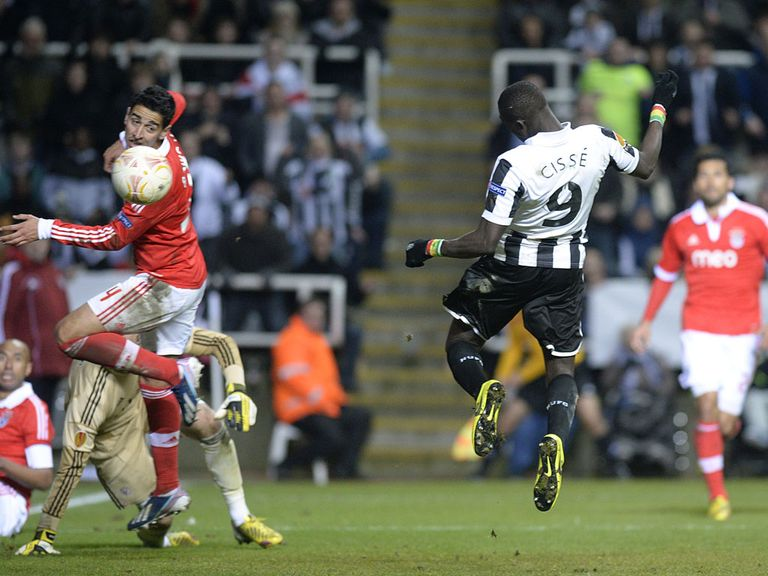 Papiss Cisse craves a central striking role this season