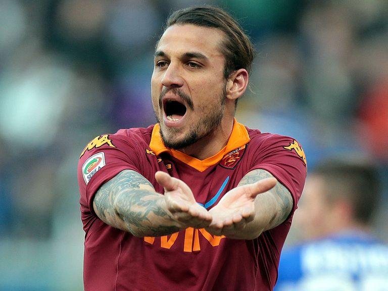 Pablo Osvaldo: Has joined Southampton on a four-year deal