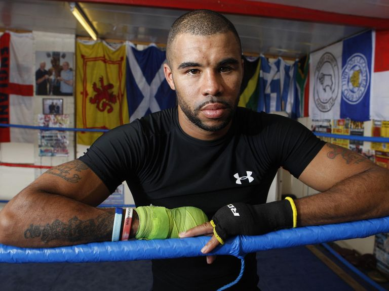 Rendall Munroe: Back in title contention
