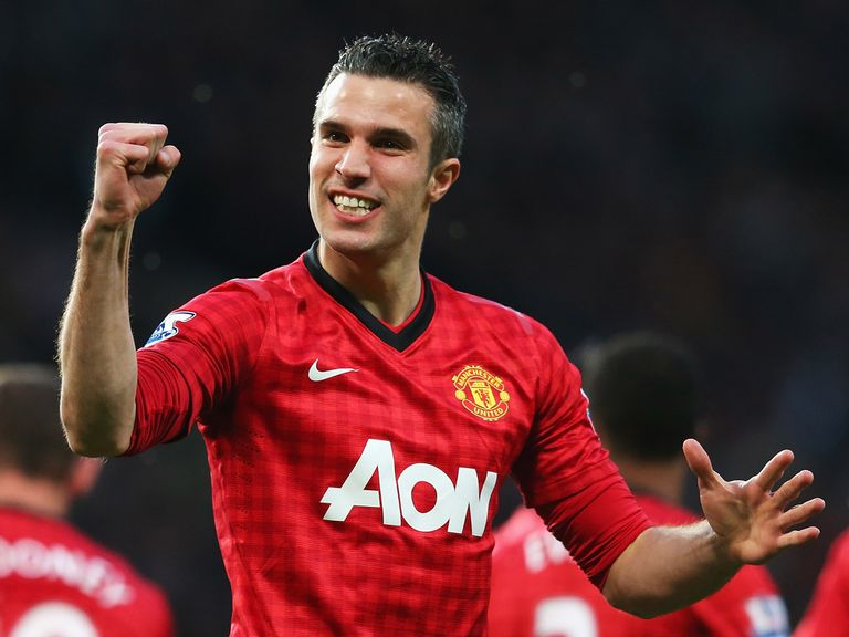 Robin van Persie: First title has given the striker taste for success