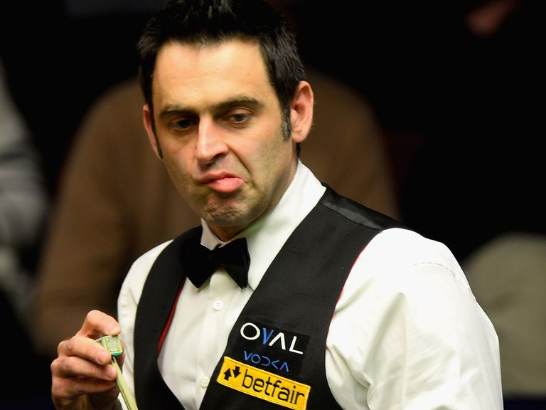 Ronnie O'Sullivan: Turned on the style