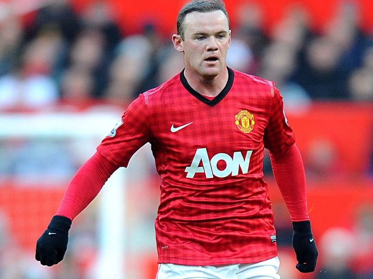 Wayne Rooney: Spent parts of 2012-13 in midfield role behind Robin van Persie