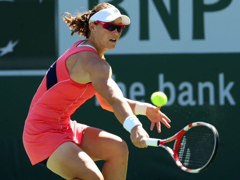 Sam Stosur: the 28/1 shot has a strong record at Roland Garros