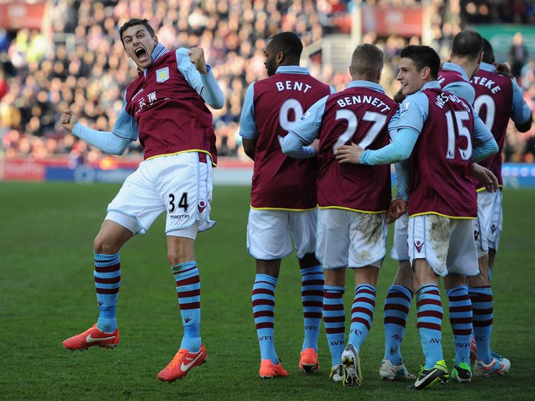 Aston Villa: Can gain another valuable three points