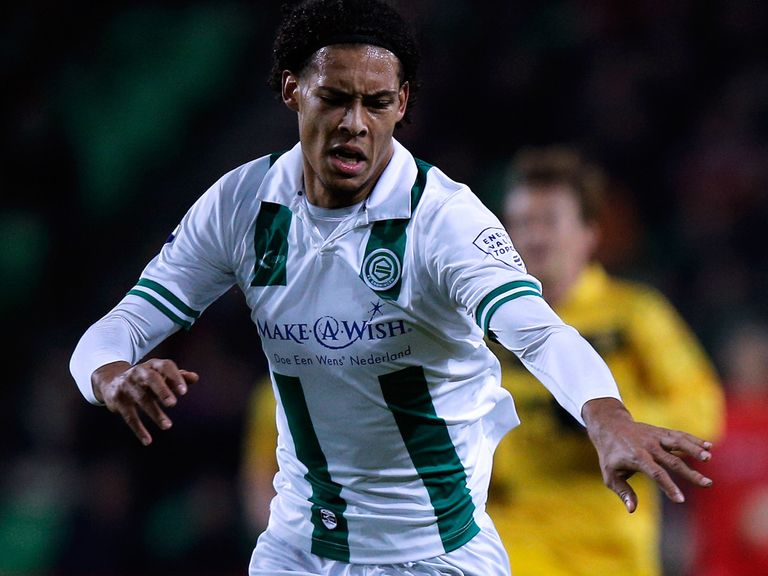 Virgil van Dijk: Ready for Celtic move