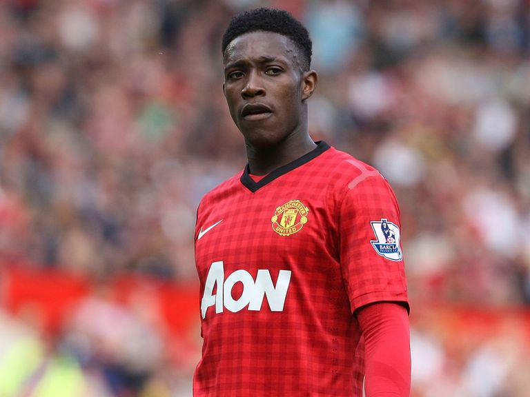 Danny Welbeck: Scored two goals for United this season