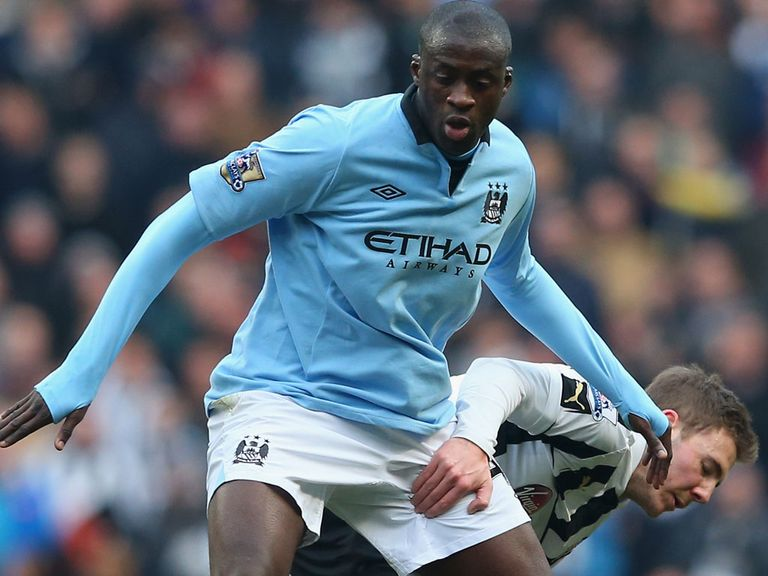Yaya Toure: Ready for FA Cup final