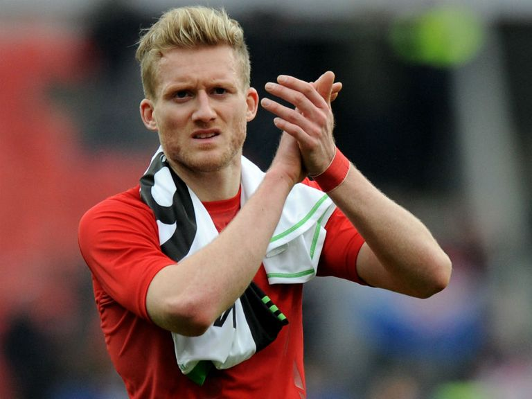 Andre Schurrle: No deal has been done with Chelsea as yet