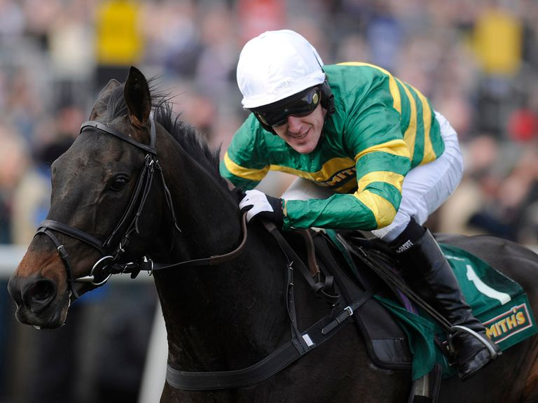 At Fishers Cross: World Hurdle hopeful